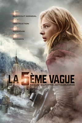 Jaquette dvd La 5ème Vague