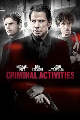 Criminal Activities Stream