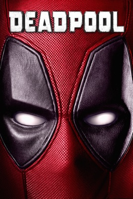 Jaquette dvd Deadpool
