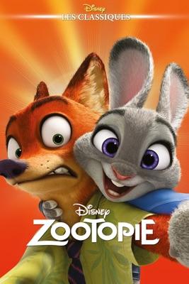 DVD Zootopie