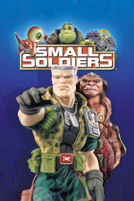 DVD Small Soldiers