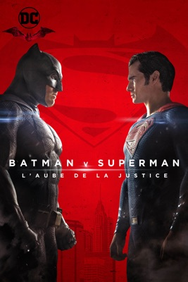 DVD Batman V Superman : L'Aube De La Justice (Batman V Superman: Dawn Of Justice)