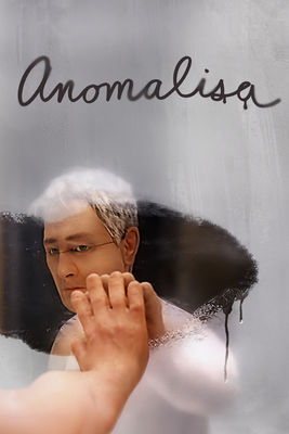 Jaquette dvd Anomalisa