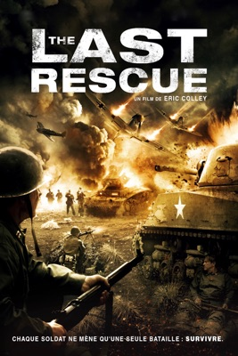 Jaquette dvd The Last Rescue