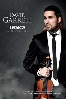 Télécharger David Garrett: Legacy - Live In Baden-Baden