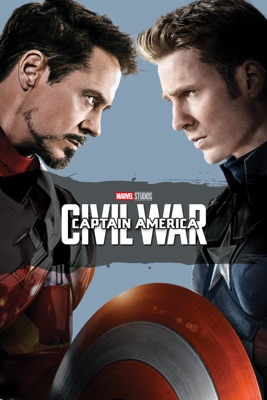 Stream Captain America: Civil War ou téléchargement