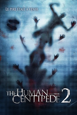 DVD The Human Centipede 2
