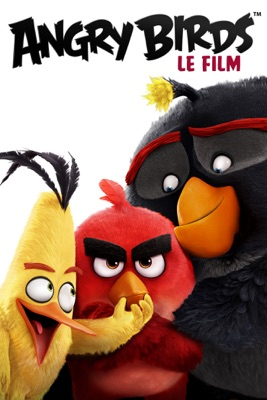 Jaquette dvd Angry Birds: Le Film
