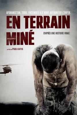 Jaquette dvd En Terrain Miné (Kajaki)