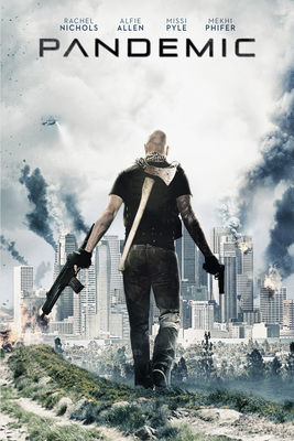 Jaquette dvd Pandemic (2016)