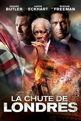 Jaquette dvd La Chute De Londres