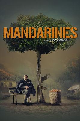 Jaquette dvd Mandarines