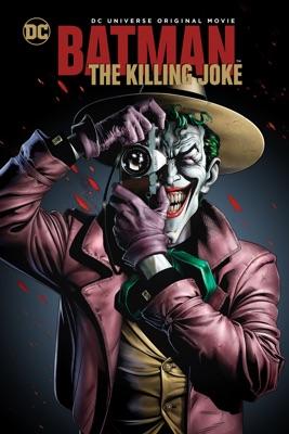 Batman : The Killing Joke en streaming ou téléchargement