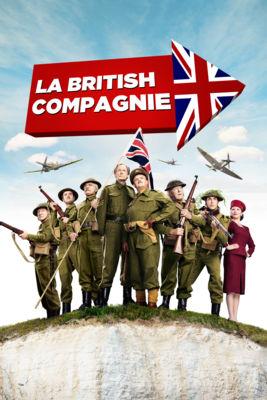Jaquette dvd La British Compagnie