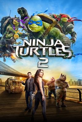 DVD Ninja Turtles 2