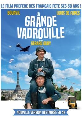 Jaquette dvd La Grande Vadrouille