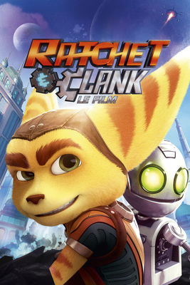 Jaquette dvd Ratchet & Clank : Le Film