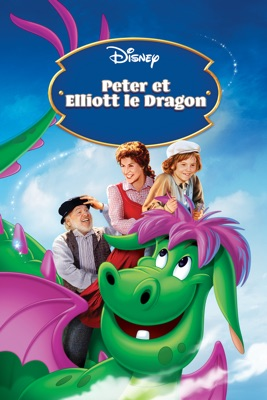 Jaquette dvd Peter Et Elliott Le Dragon (1977)