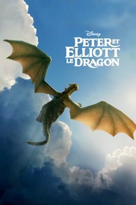 DVD Peter Et Elliott Le Dragon (2016)