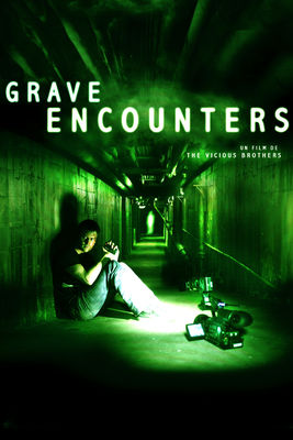 DVD Grave Encounters
