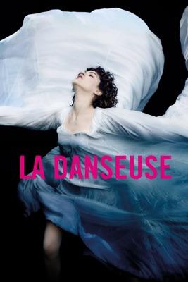 Jaquette dvd La Danseuse