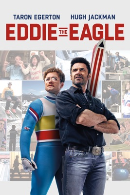 Jaquette dvd Eddie The Eagle