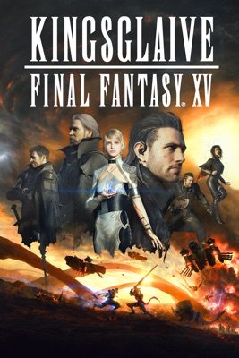 DVD Kingsglaive: Final Fantasy XV