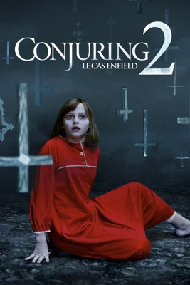 Jaquette dvd Conjuring 2 : Le Cas Enfield (The Conjuring 2)