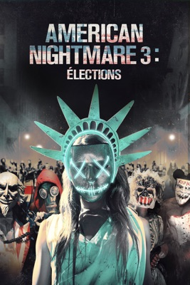 Jaquette dvd American Nightmare 3: Élections