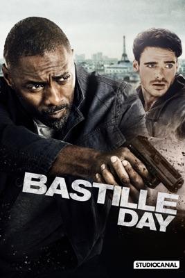 Jaquette dvd Bastille Day (2016)