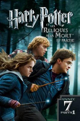 Harry Potter 7 Et Les Reliques De La Mort - Partie 1 torrent magnet