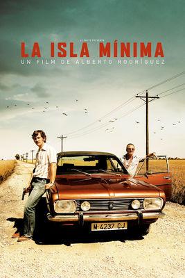 Jaquette dvd La Isla Mínima