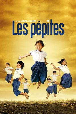 Jaquette dvd Les Pépites