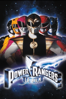 Jaquette dvd Power Rangers: Le Film