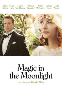 Jaquette dvd Magic In The Moonlight (VF)