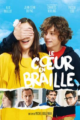 DVD Le Cœur En Braille