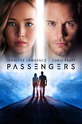 Jaquette dvd Passengers