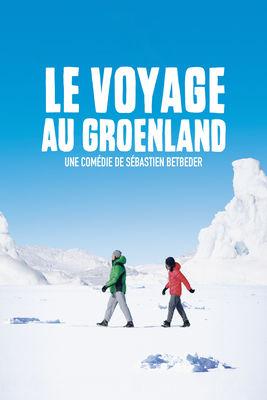 DVD Le Voyage Au Groenland