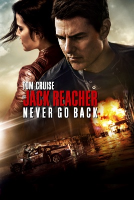 Jack Reacher: Never Go Back en streaming ou téléchargement