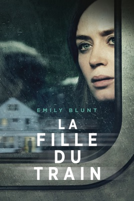 Jaquette dvd La Fille Du Train