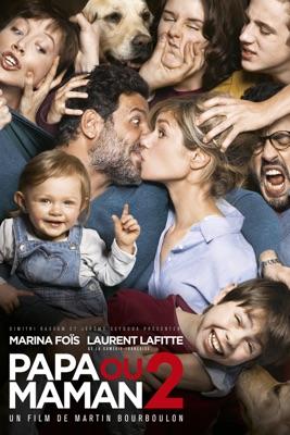 Jaquette dvd Papa Ou Maman 2