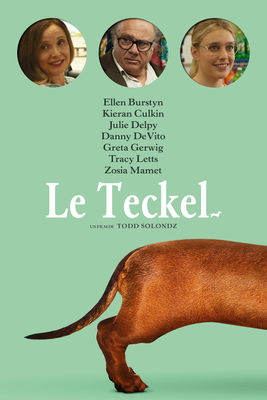 DVD Le Teckel