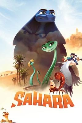 DVD Sahara (2017)