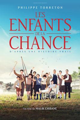 Jaquette dvd Les Enfants De La Chance