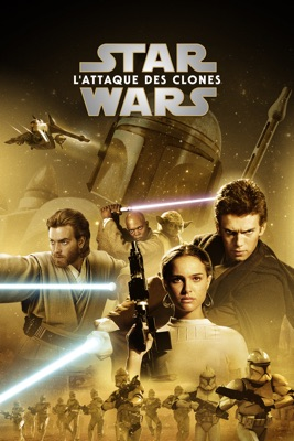 Star Wars : Episode II - L'Attaque des clones STREAMING VF