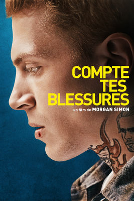 DVD Compte Tes Blessures