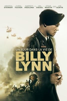 Jaquette dvd Un Jour Dans La Vie De Billy Lynn
