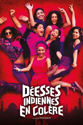 DVD Déesses Indiennes En Colère (VOST)
