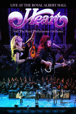 DVD Heart With The Royal Philharmonic Orchestra: Live At The Royal Albert Hall