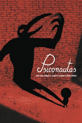 DVD Psiconautas